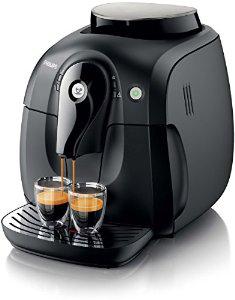 Machine à espresso Philips Série 2000 HD8650/01