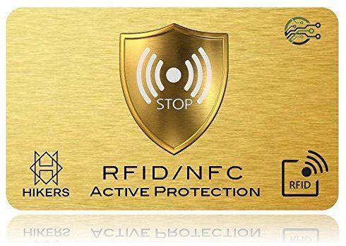[Prime] Protection carte bancaire sans contact Anti RFID/NFC (Vendeur tiers)