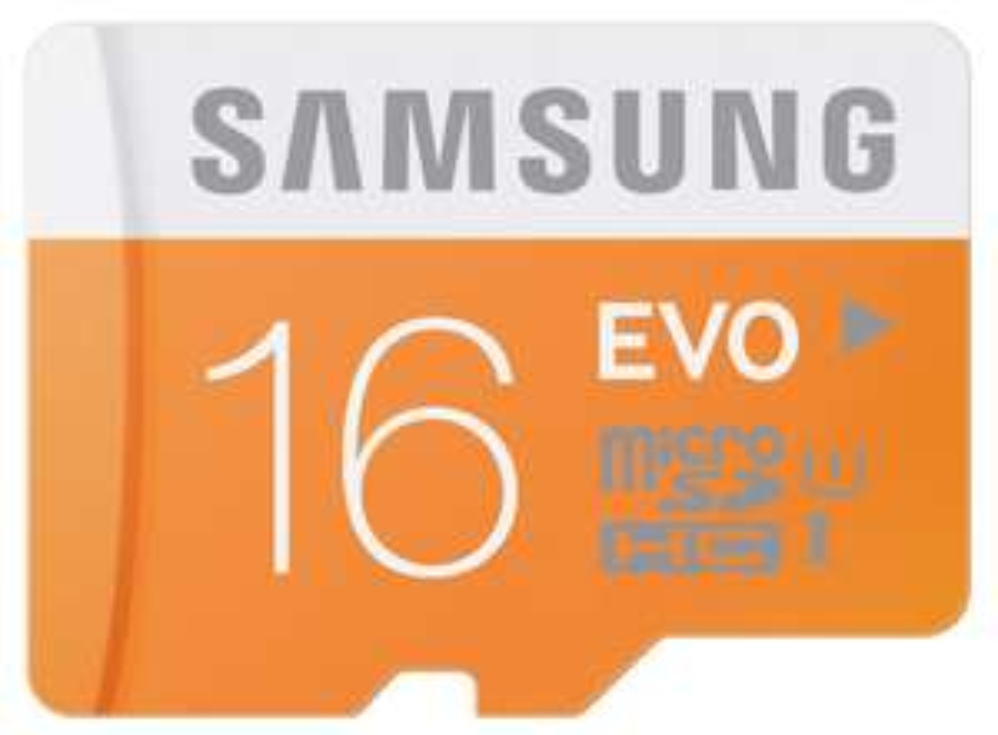 Carte micro SD 16 Go Samsung EVO Classe 10