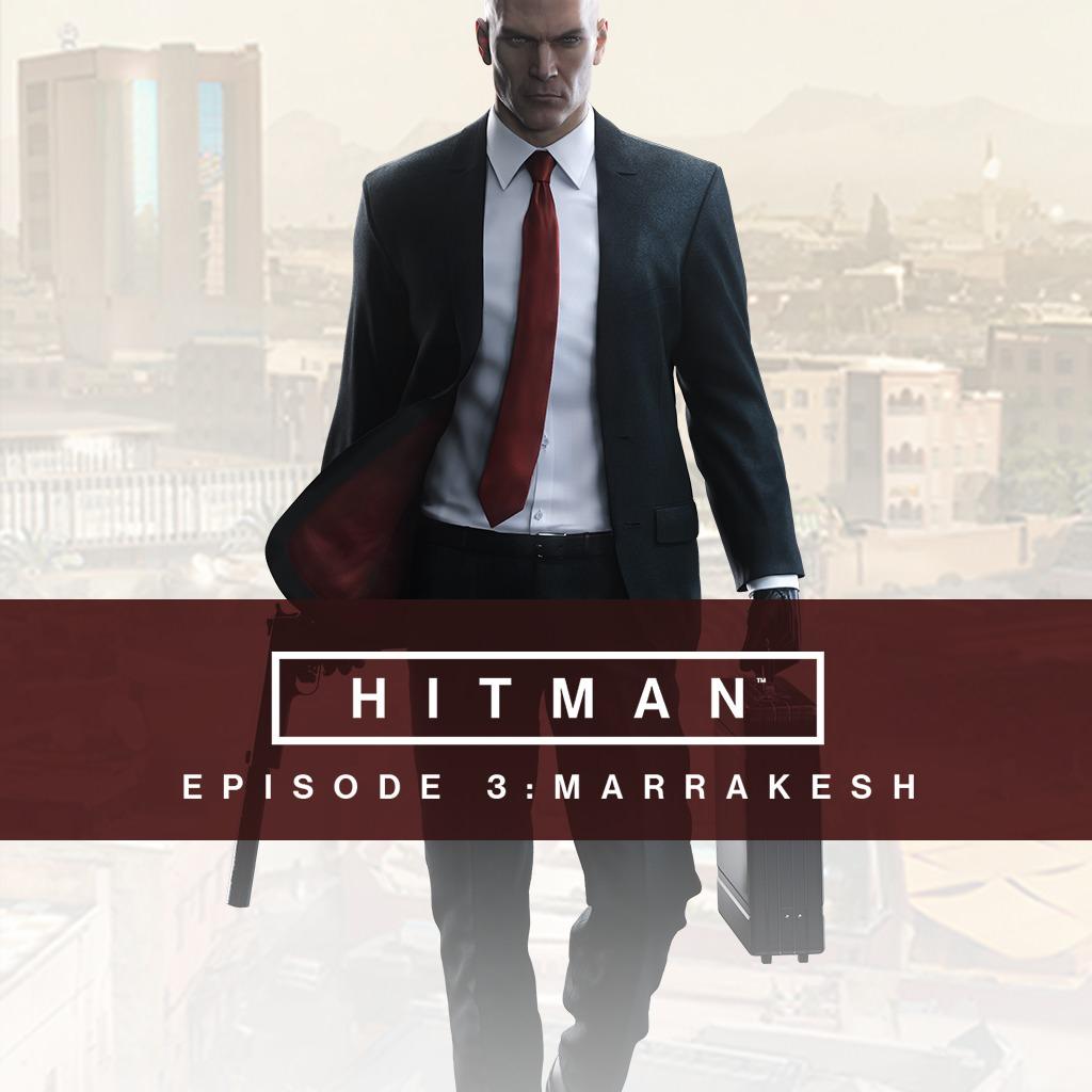 DLC Hitman Episode 3 Marrakesh Gratuit sur PC / Xbox One / PS4 (Dématérialisé)