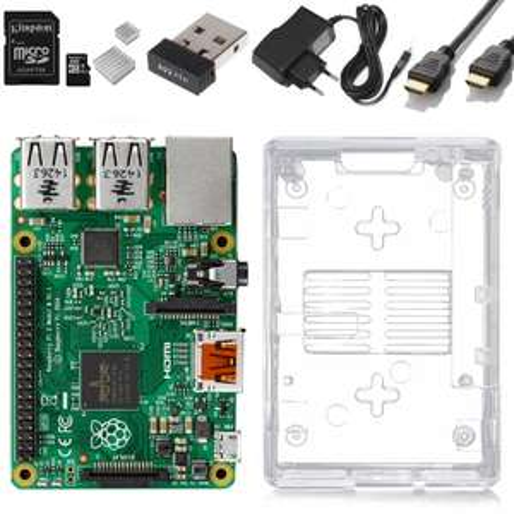 Raspberry Pi 2 Model B Vilros Complete Starter Kit