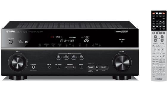 Amplificateur Home Cinéma 7.2 Yamaha RX-V777