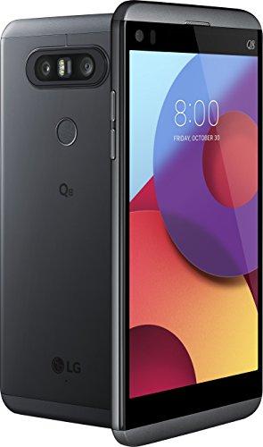 """[Prime IT] Smartphone 5.2"""" LG Q8 - SnapDragon 820, 4 Go de RAM, 32 Go, noir"""