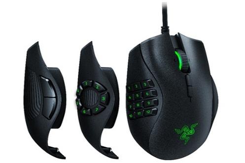 Souris Gamer - Razer Naga Trinity (pour droitier)
