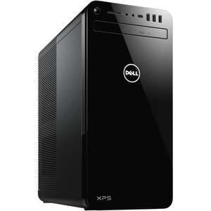 PC de Bureau Dell XPS 8930 - i7-8700, 8 Go de Ram, 1To + 16Go, GeForce GTX 1060 6 Go