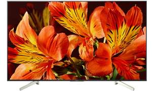 "TV 49"" Sony KD-49XF8505 - 4k, 100Hz, 10Bits, HDR"