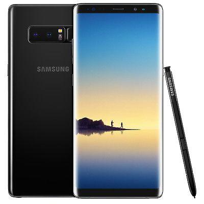 """Smartphone 6.3"""" Samsung Galaxy Note 8 - 6Go RAM, 64Go ROM, 4G+, Dual Sim"""