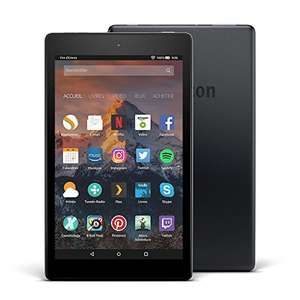 "[Prime] Tablette 8"" Amazon Fire HD 8 - 16 Go (Noir)"