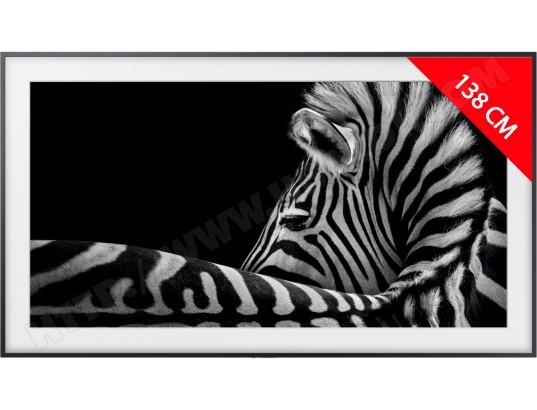 "TV LED 55"" Samsung The Frame UE55LS003 avec Mode Art - UHD 4K, HDR, Smart TV (Via ODR 200€)"