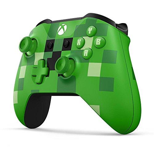 Manette Sans-fil Microsoft Xbox One Édition Limitée Minecraft