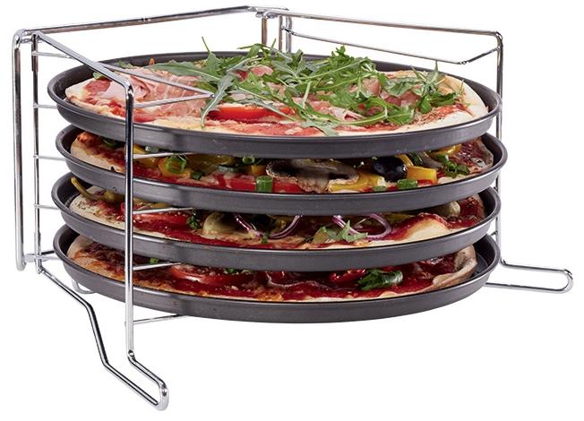 Set de cuisson pour pizzas et pierres à pizza