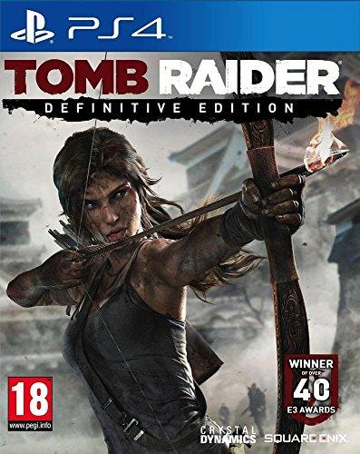 Tomb Raider - Definitive Edition sur PS4 (Vendeur tiers)