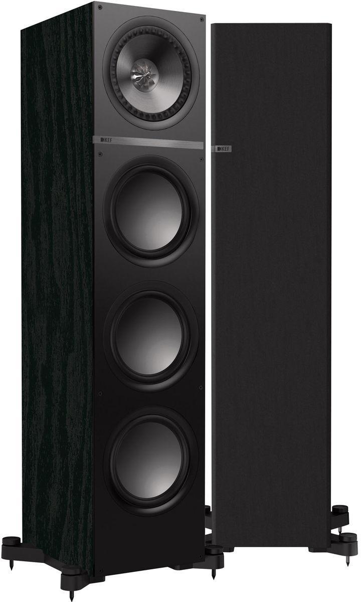 Paire d'enceintes colonnes KEF Q900V Noire