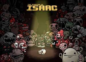 The Binding Of Isaac + DLC Wrath Of The Lamb sur PC
