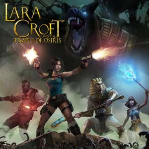Lara Croft And the Temple of Osiris sur PC (Steam)