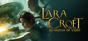 Lara Croft And The Guardian Of Light sur PC (Steam)