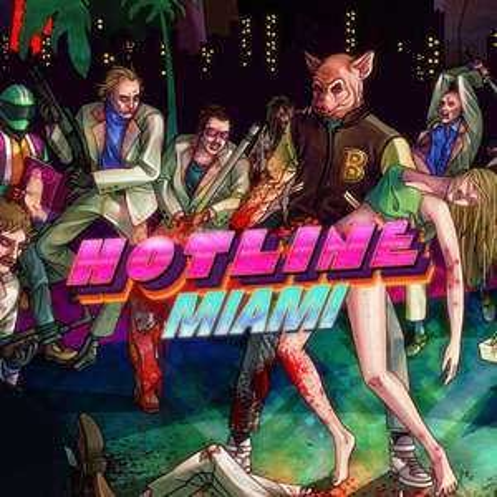 Hotline Miami sur PC (Steam)