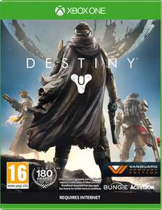 Destiny Vanguard Edition sur Xbox One