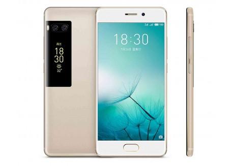 "Smartphone 5.7"" Meizu Pro 7 Plus - QHD, Helio X30, RAM 6Go, 64Go, 4G (Sans B20)"