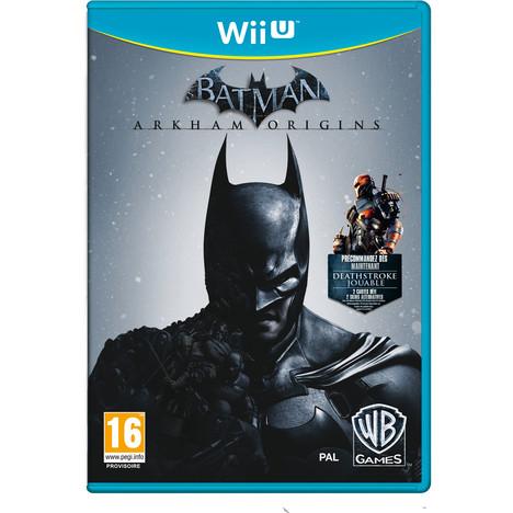 Batman Arkham Origins sur Wii U