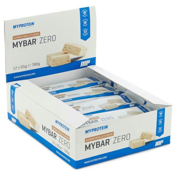 40% de réduction sur les snacks MyProtein