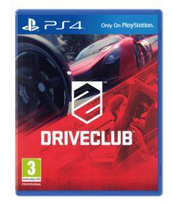 Jeu PS4 DriveClub