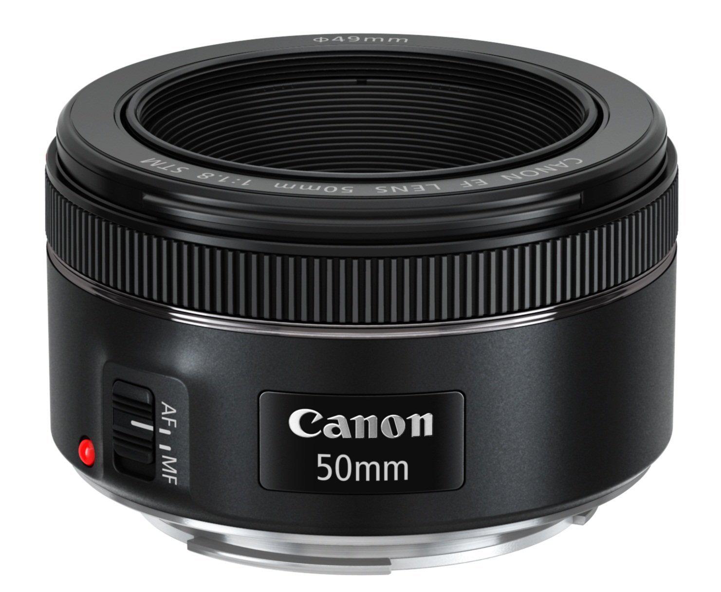 [Précommande] Objectif Canon EF 50mm STM f/1.8