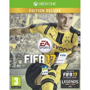 FIFA 17 Edition Deluxe sur Xbox One