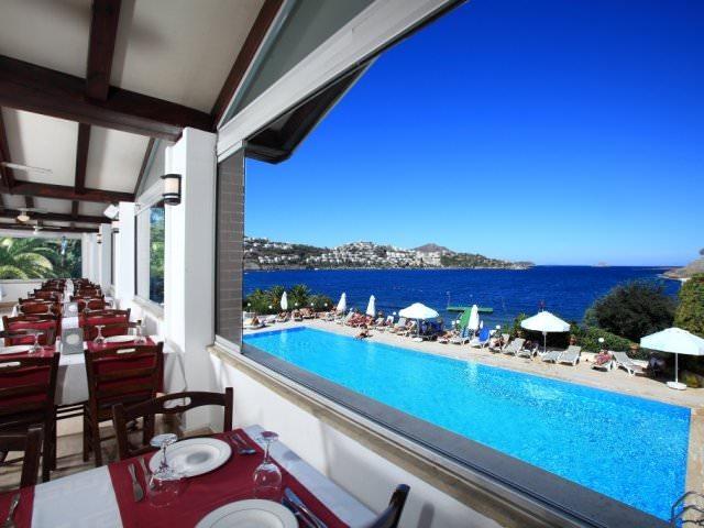 Vol Aller/Retour + Séjour à l'Hôtel Mondi Club Cactus Mirage Family 4* - à Bodrum (Turquie) - Ex : Départ de Paris 26/07 à partir de