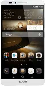 """Smartphone 6"""" Huawei Ascend Mate 7 - 4G - Argent"""
