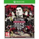 Sleeping Dog : Définitive Edition sur Xbox One