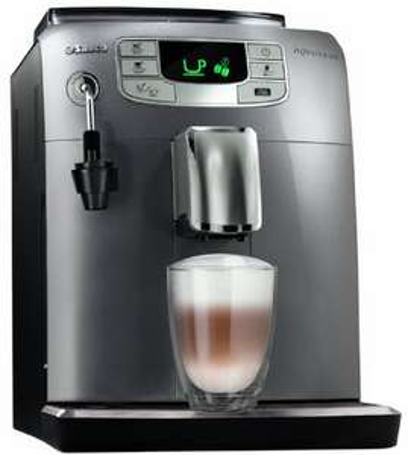 Machine à Espresso Automatique Intelia Evo Saeco HD8752/95 - Argent/Noire