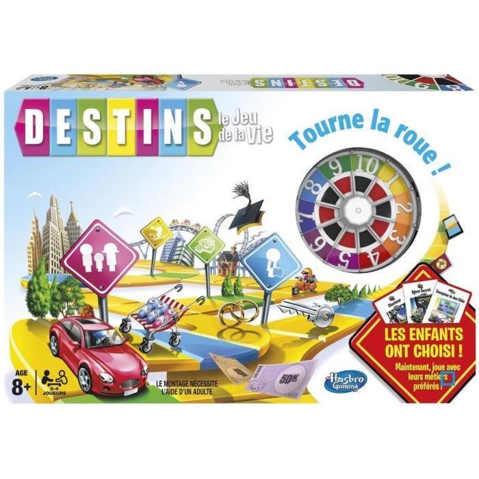 Jeu de société Destins - Marquette lez Lille (59)