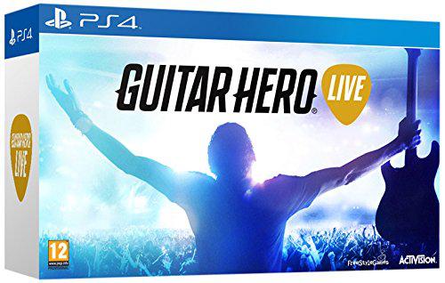 Précommande: Guitar Hero Live sur toutes les consoles (Version Italienne)
