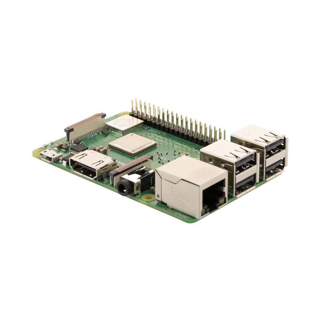 Carte de Développement Raspberry Pi 3 Model B+ - Quad core 1,4Ghz, RAM 1Go