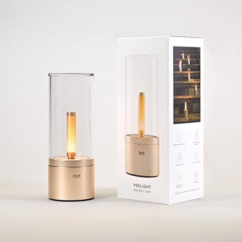 Lampe Bougie Décorative Xiaomi Yeelight YLFW01YL (Vendeur Tiers)