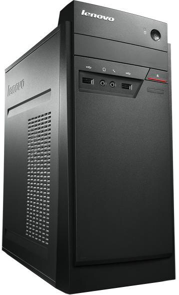 PC de bureau Lenovo E50-00 - Intel Pentium J2900 Quad-core 2.41 GHz - 4Go de ram - 500 Go - Windows 8.1