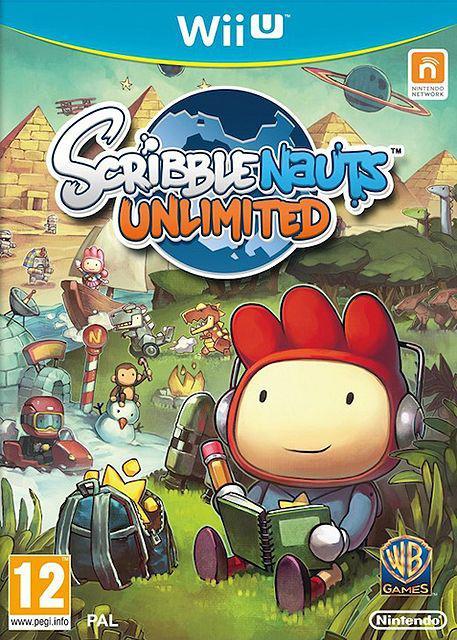 Jeu Scribblenauts Unlimited sur Wii U