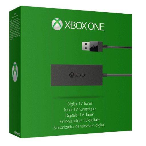 Tuner TV Numérique pour Console Microsoft Xbox One