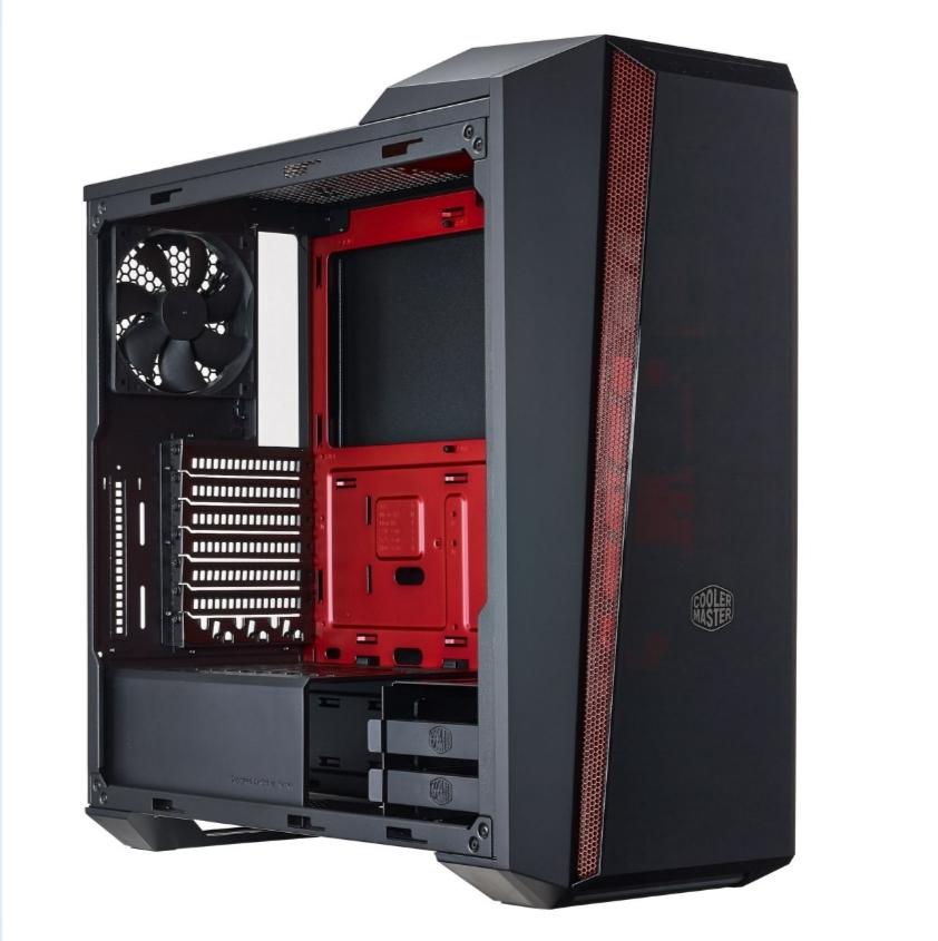 Boitier PC Cooler Master MasterBox 5t - ATX et inférieur