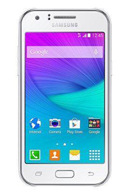 "Smartphone 4.3"" Samsung Galaxy J1 4Go - Blanc ou Noir"