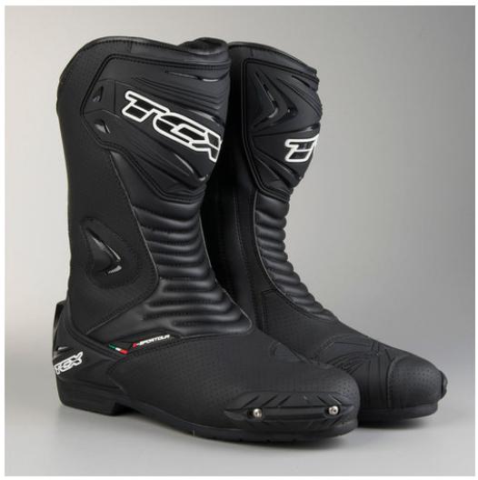 Bottes moto TCX S-Sportour Evo Air -  Noir (Plusieurs tailles)