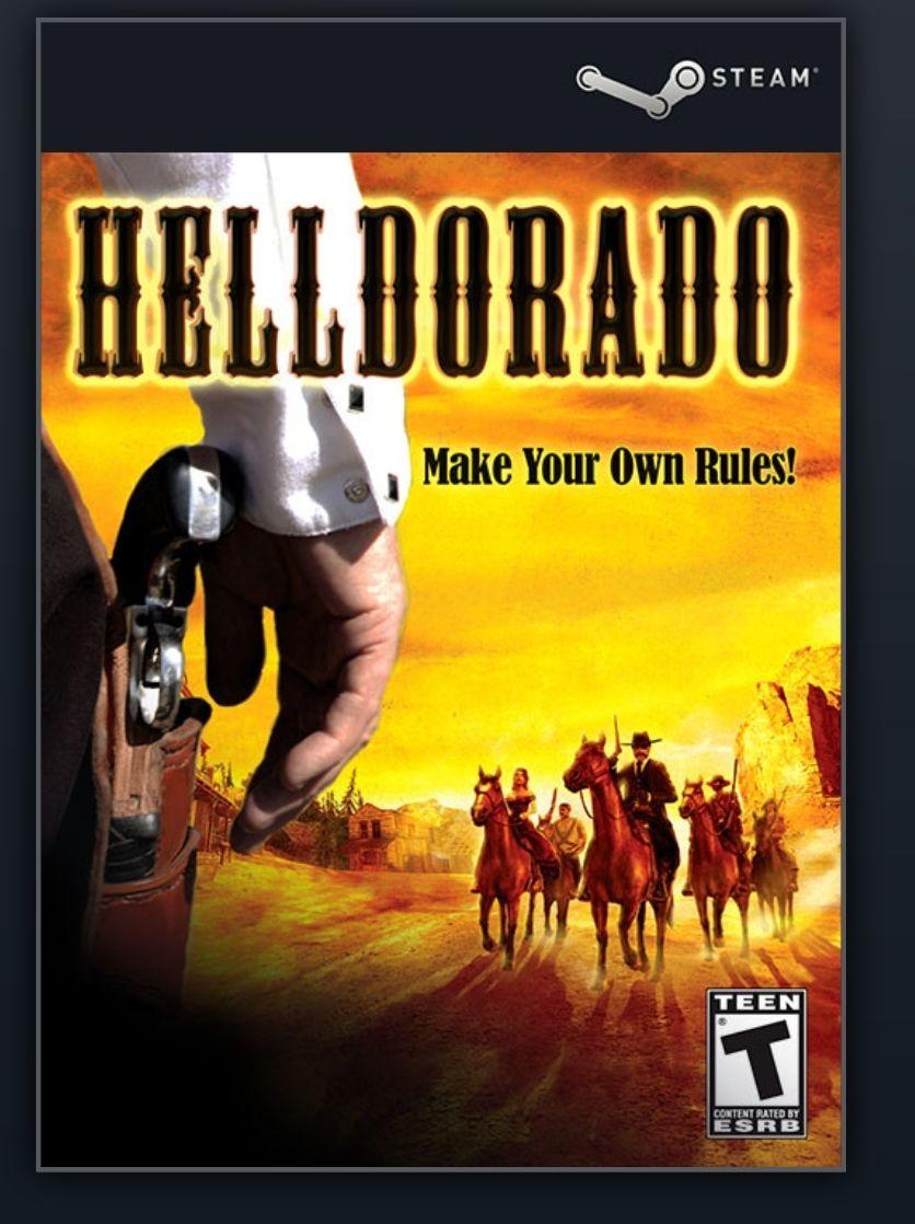 Jeu Helldoradosur PC (Dématérialisé, Steam)