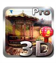 Application Oriental Garden 3D Pro gratuit sur Android