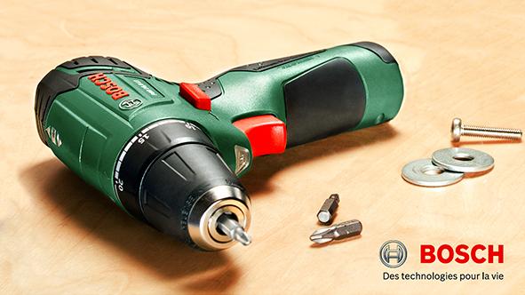 Perceuse visseuse Bosch PSR 10,8 Li