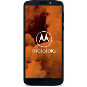 """Smartphone 5.7"""" Motorola Moto G6 32Go - Double SIM, 3Go de RAM, Bleu indigo (Via ODR de 30€)"""