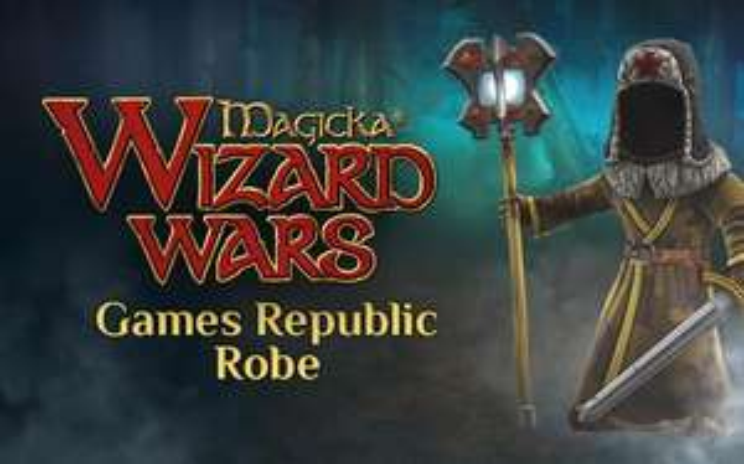 DLC Magicka: Wizard Wars gratuit sur PC (Steam) - Games Republic Robe