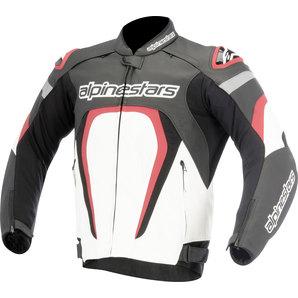 Veste moto en cuir Alpinestars Motegi