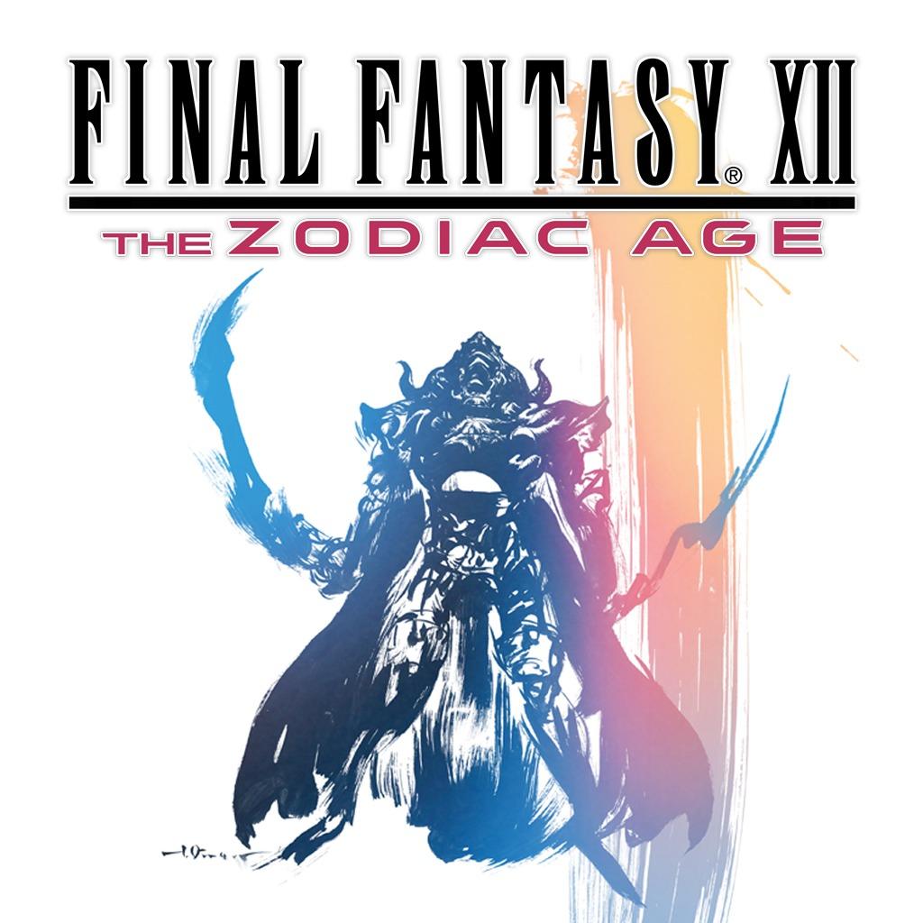 Final Fantasy XII The Zodiac Age sur PC (Dématérialisé - Steam)