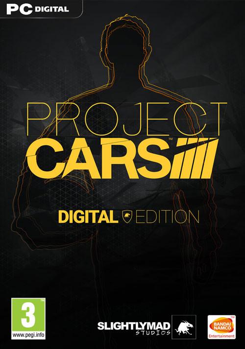 Project Cars sur PC (Dématérialisé)